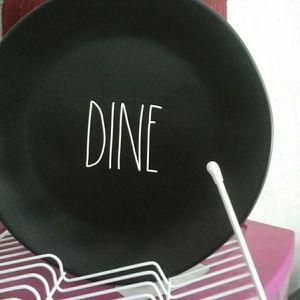 Rae Dunn Serving/Dinner Plate